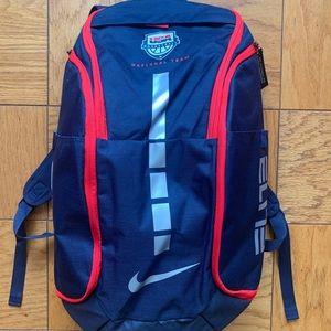 Nike Hoops Elite USA Basketball Backpack